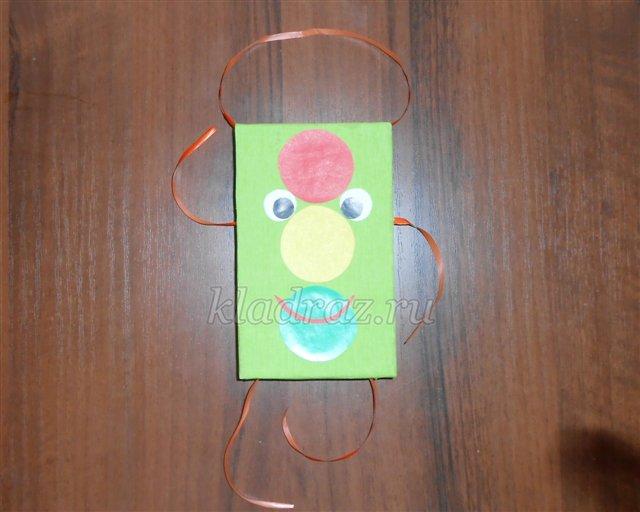 Как сделать коробку для денежного подарка 48